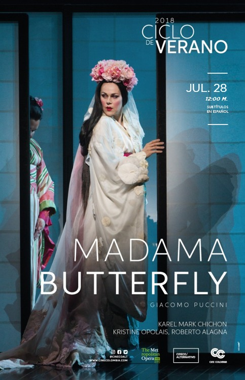 MADAMA BUTERFLY