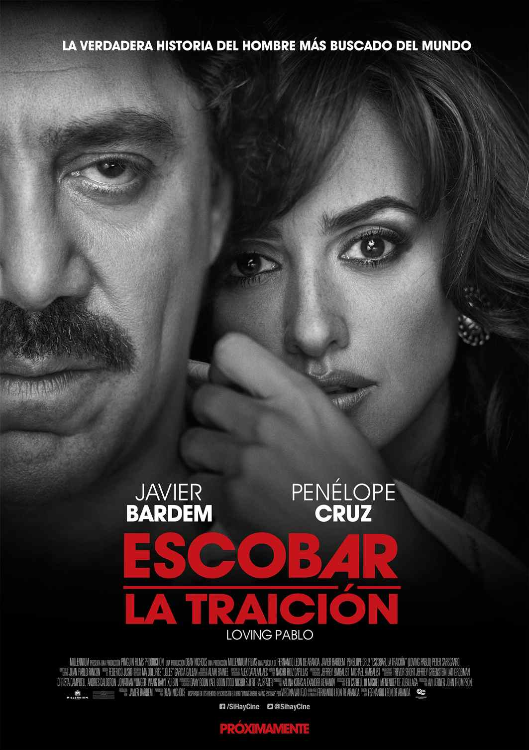 ESCOBAR, LA TRAICIÓN