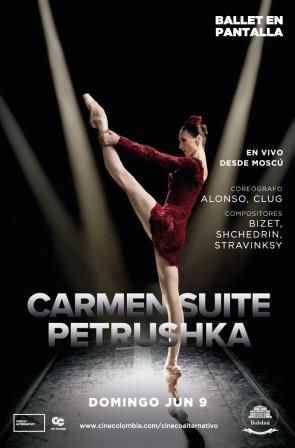 CARMEN SUITE PETRUSHKA