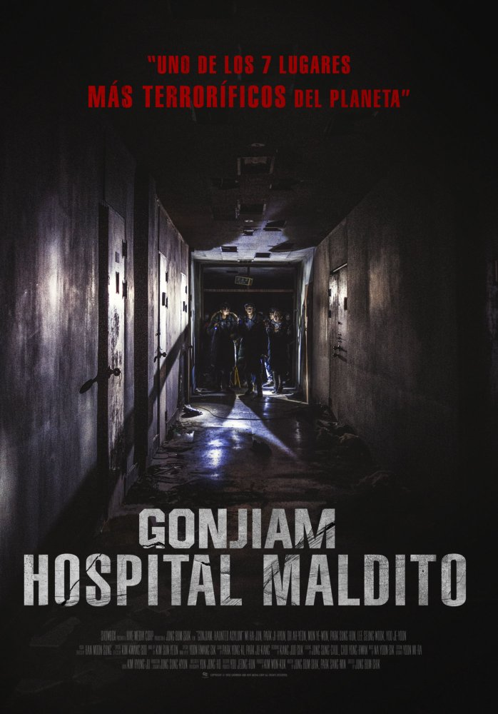 GONJIAM: HOSPITAL MALDITO