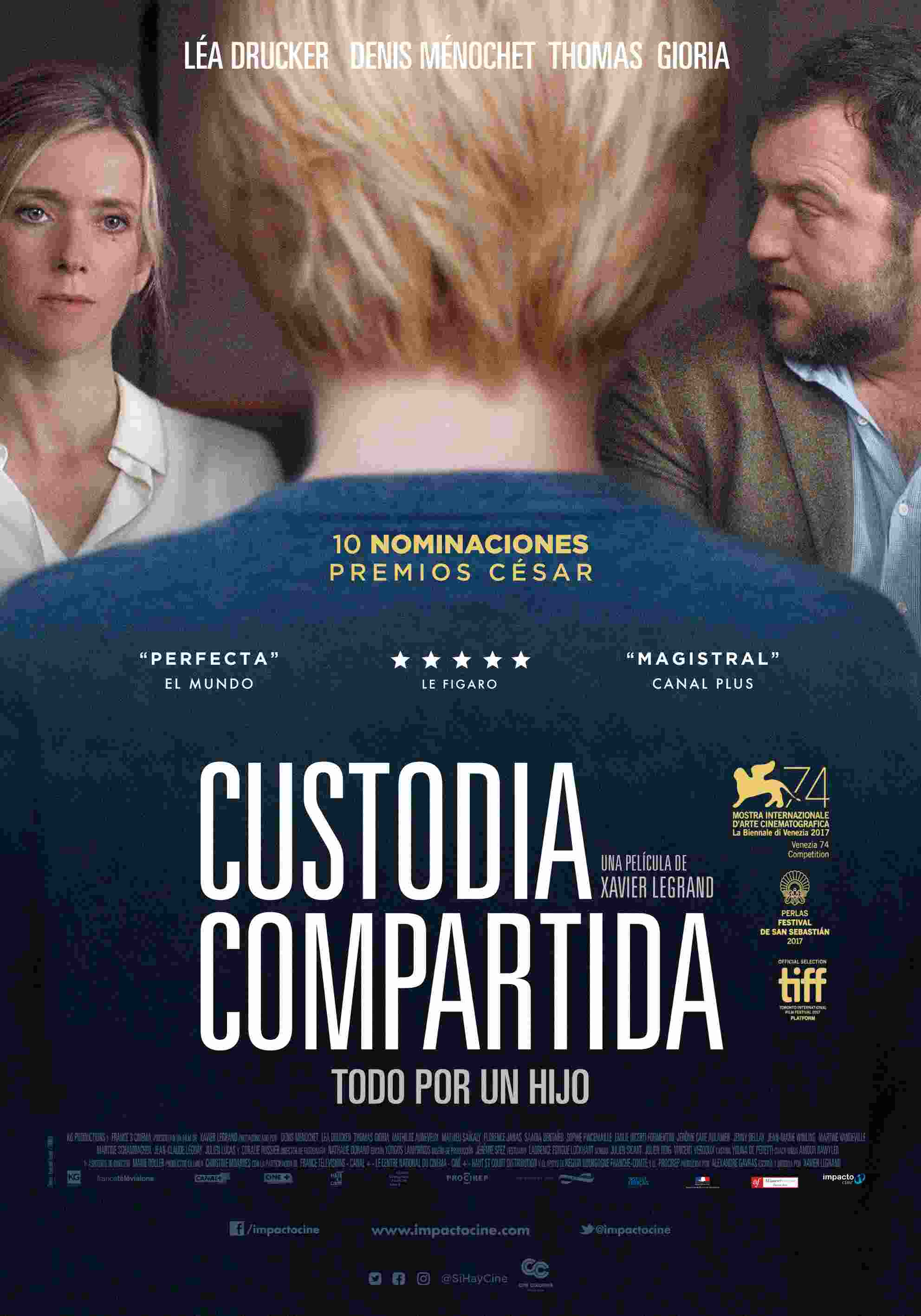 CUSTODIA COMPARTIDA